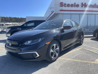 New 2021 Honda Civic SEDAN LX for sale in St. John's, NL