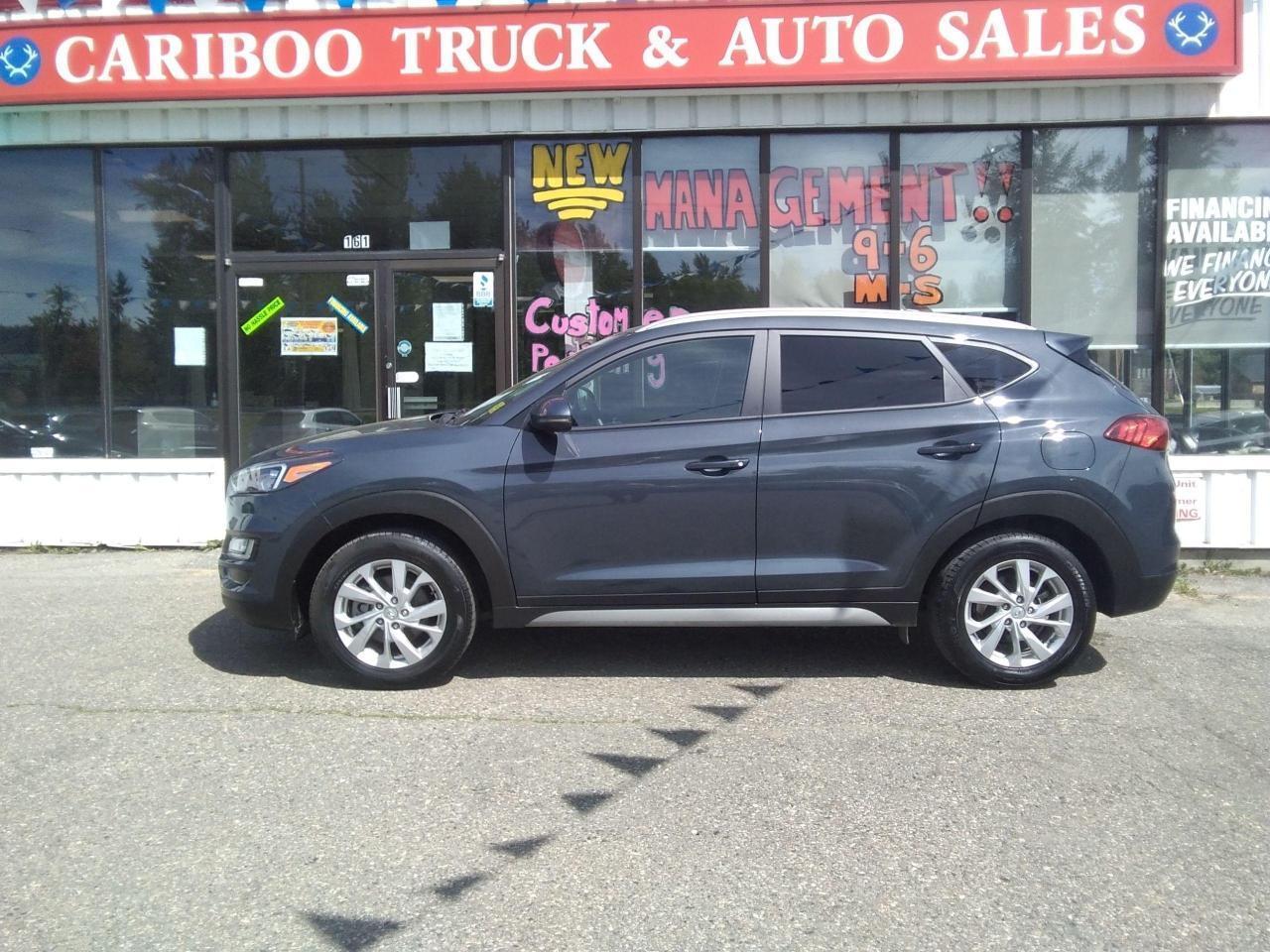 2020 Hyundai Tucson GL