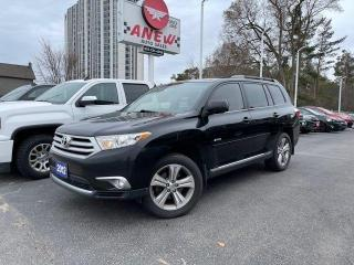 Used 2012 Toyota Highlander leather 7 passenger for sale in Cambridge, ON