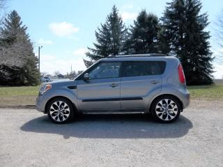 Used 2012 Kia Soul 4U PLUS HATCHBACK for sale in Thornton, ON