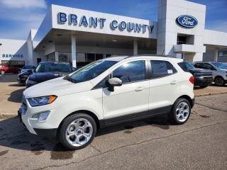 New 2021 Ford EcoSport SE for sale in Brantford, ON