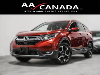 Used 2017 Honda CR-V Touring for sale in North York, ON