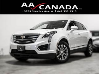 Used 2019 Cadillac XT5 Luxury AWD for sale in North York, ON