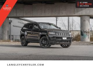 New 2021 Jeep Grand Cherokee Altitude  - Sunroof for sale in Surrey, BC