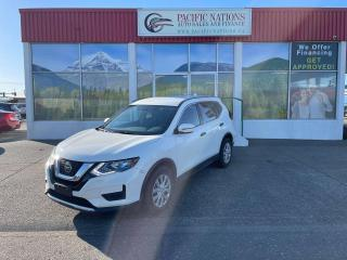 Used 2018 Nissan Rogue S for sale in Campbell River, BC
