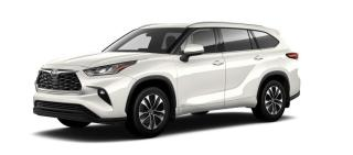 New 2021 Toyota Highlander XLE for sale in Renfrew, ON
