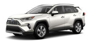 New 2021 Toyota RAV4 Hybrid Limited for sale in Renfrew, ON