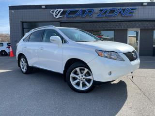 Used 2011 Lexus RX 350 Navigation Low kms for sale in Calgary, AB