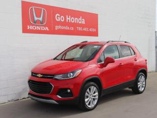 Used 2018 Chevrolet Trax Premier AWD for sale in Edmonton, AB