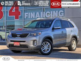 Used 2015 Kia Sorento LX | Bluetooth | Cruise | Heated Seat for sale in St Catharines, ON