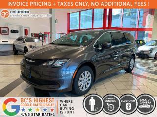 New 2021 Dodge Grand Caravan SE for sale in Richmond, BC