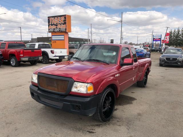 2007 Ford Ranger **CUSTOM**BAGGED**AIR SUSPENSION**WHEELS*EXHAUST**