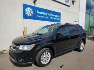Used 2015 Dodge Journey SXT - PWR PKG / BLUETOOTH / PUSH START for sale in Edmonton, AB