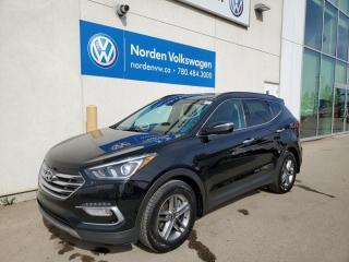 Used 2018 Hyundai Santa Fe Sport PREMIUM AWD - HTD SEATS / BACKUP CAM / BLUETOOTH for sale in Edmonton, AB