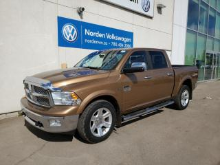 Used 2012 RAM 1500 LARAMIE LONGHORN 5.7L HEMI 4X4 CREW for sale in Edmonton, AB