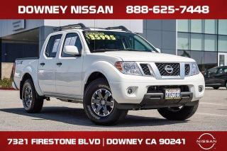 Used 2020 Nissan Frontier Pro-4X for sale in Moose Jaw, SK