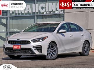 Used 2019 Kia Forte EX Limited | NAVI | COOLED SEAT | PREMIUM SOUND for sale in St Catharines, ON