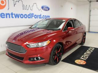 Used 2015 Ford Fusion Titanium | AWD | Heated Seats | Reverse Camera for sale in Edmonton, AB