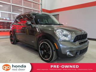 Used 2014 MINI Cooper Countryman S for sale in Red Deer, AB