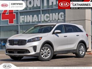 Used 2020 Kia Sorento LX+ V6 | 7-Seater | Climate Ctrl | Heated Seat for sale in St Catharines, ON