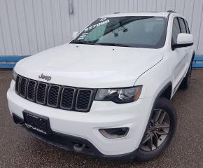 Used 2017 Jeep Grand Cherokee Laredo 4x4 *SUNROOF-NAVIGATION* for sale in Kitchener, ON