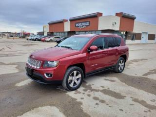 Used 2017 Jeep Compass High Altitude Edition 4dr 4WD Sport Utility for sale in Steinbach, MB