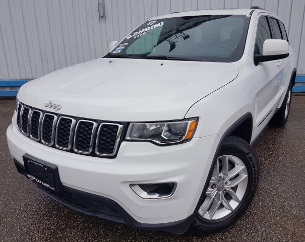 2017 Jeep Grand Cherokee Laredo 4x4 *SUNROOF-NAVIGATION*