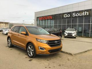 Used 2015 Ford Edge SPORT, AWD, NAVIGATION for sale in Edmonton, AB