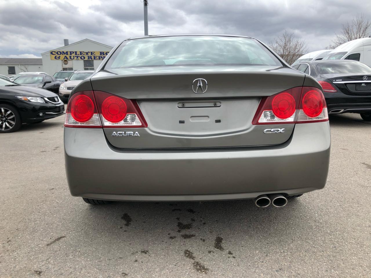 2008 Acura CSX