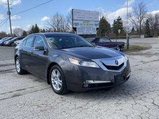 Used 2010 Acura TL for sale in Komoka, ON
