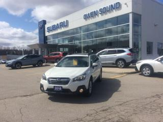 Used 2018 Subaru Outback Touring for sale in Owen Sound, ON