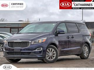Used 2020 Kia Sedona LX | Sensor | Backup Cam | 8-Passenger for sale in St Catharines, ON