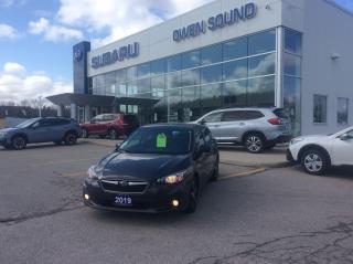 Used 2019 Subaru Impreza Touring for sale in Owen Sound, ON