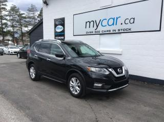 Used 2017 Nissan Rogue SV HEATED SEATS, ALLOYS, BACKUP CAM, BLUETOOTH!! for sale in Richmond, ON