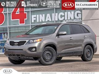 Used 2013 Kia Sorento LX | Heated Seat | Cruise | Bluetooth for sale in St Catharines, ON