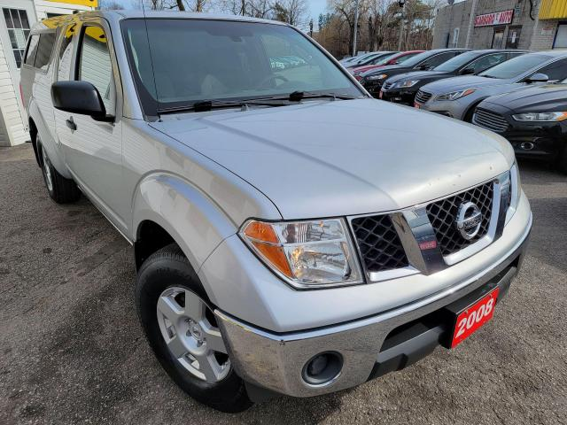 2008 Nissan Frontier SE/AUTO/EXTENDED CAB/ LOADED/ALLOYS
