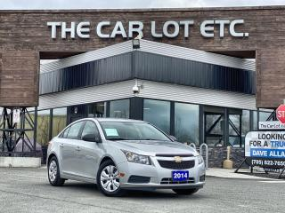 Used 2014 Chevrolet Cruze 2LS for sale in Sudbury, ON