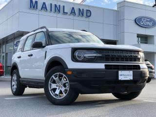 New 2021 Ford Bronco Sport 100A for sale in Surrey, BC