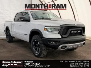 New 2021 RAM 1500 Rebel for sale in Ottawa, ON