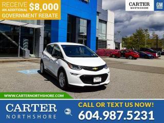 New 2021 Chevrolet Bolt EV LT *PLUS $8,000 GOV. REBATE!* for sale in North Vancouver, BC