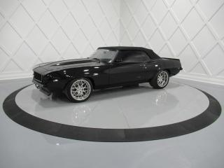 Used 1969 Chevrolet Camaro RS  RAGTOP  Z11  RESTOMOD for sale in Vaughan, ON