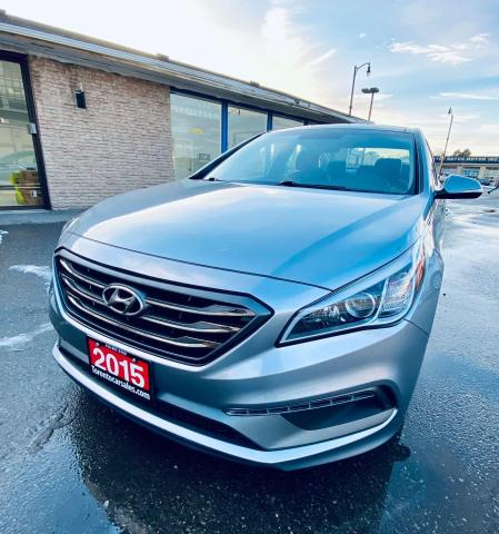 2015 Hyundai Sonata 2.4L Sport Tech Panoramic Roof Navi Loaded $14999