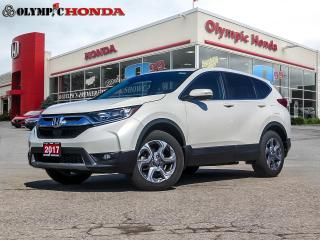 Used 2017 Honda CR-V EX for sale in Guelph, ON