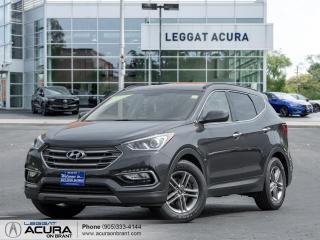 Used 2017 Hyundai Santa Fe Sport 2.4 Premium One Owner, Clean Car Fax! for sale in Burlington, ON