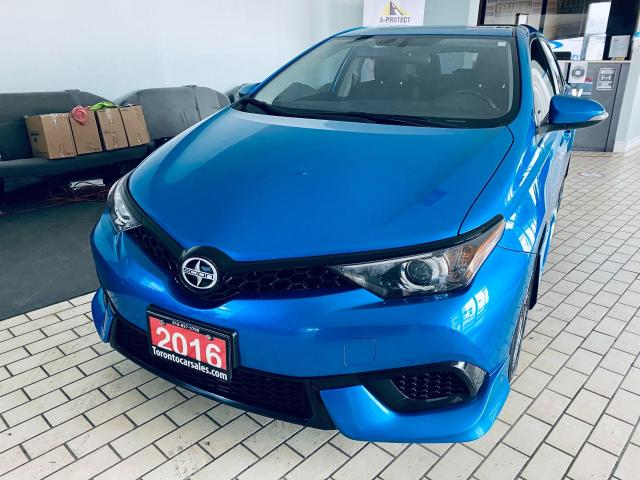 2016 Scion iM Hachback Alloy Back Up Camera Certified $12999