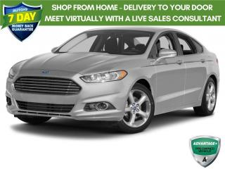 Used 2015 Ford Fusion | NO ACCIDENT | POWER DRIVERS SEAT | EXTERIOR PARKING CAMERA | for sale in Barrie, ON