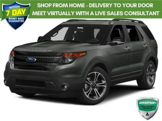 Used 2015 Ford Explorer Sport | NO ACCIDENTS | ONE OWNER | POWER MEMORY SEAT | HEATED SEATS | for sale in Barrie, ON