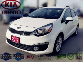 Used 2017 Kia Rio 4dr Sdn Auto EX Special Edition|RearCam|Alloys| for sale in North York, ON