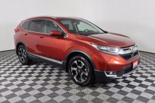 Used 2018 Honda CR-V Touring AWD | NAVI | LEATHER | SUNROOF for sale in Huntsville, ON