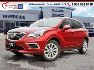 Used 2017 Buick Envision Essence for sale in Prescott, ON